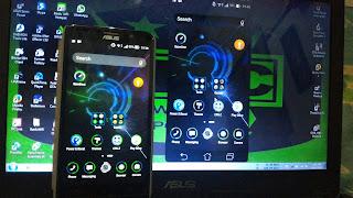Cara Menggunakan Asus PC Link Dengan WIFI