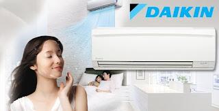 Sửa chữa điều hòa Daikin báo lỗi C4, C5, C9, CJ tại Hà Nội