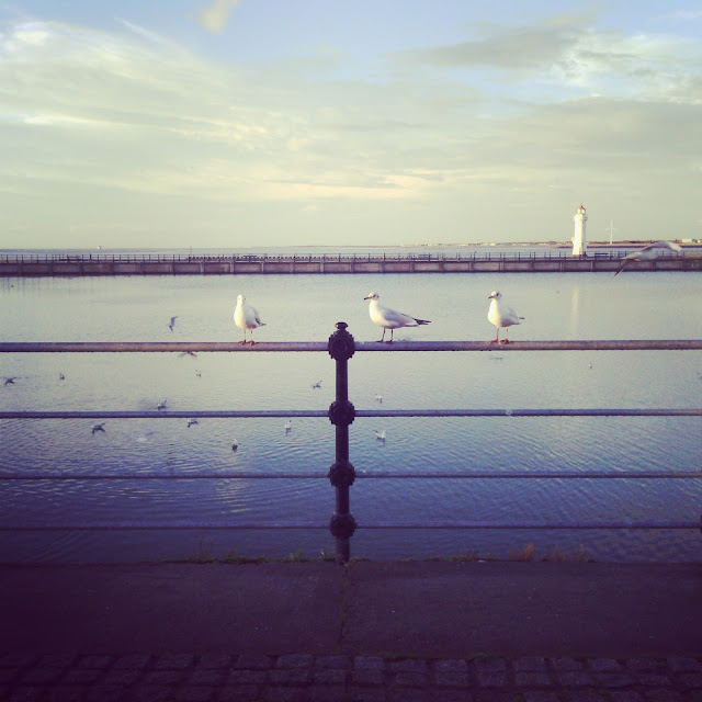 Out and About - New Brighton Seafront.