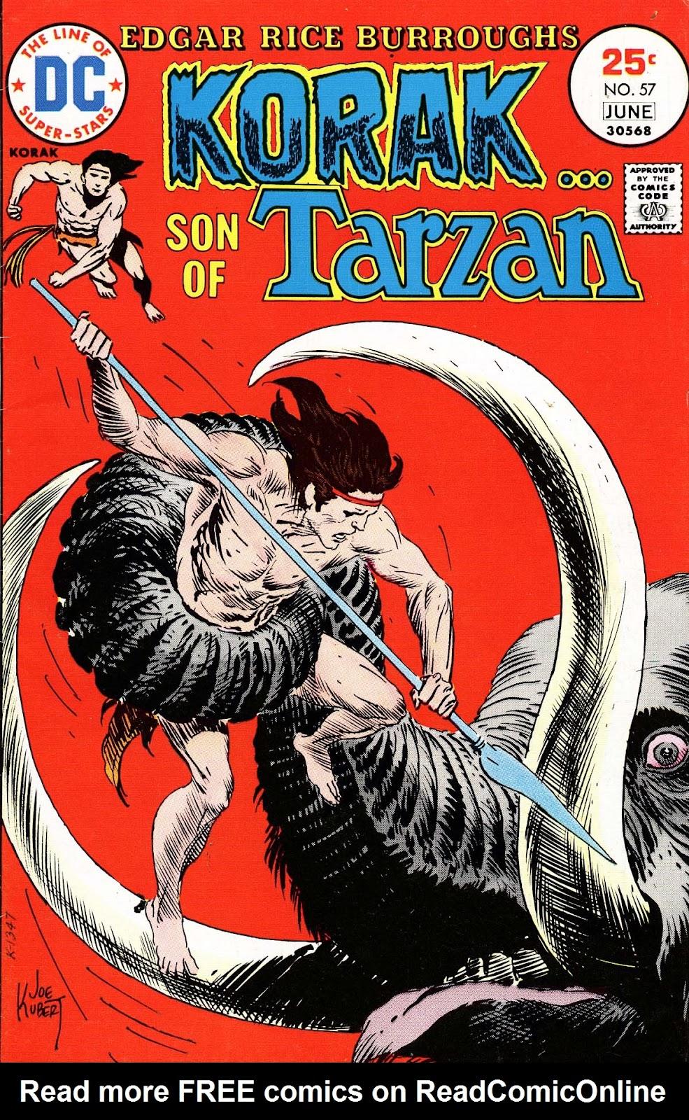 Korak, Son of Tarzan (1972) 57 Page 1