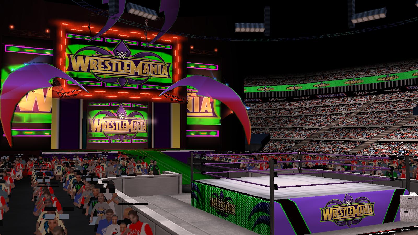 Update V 1 for WWE 2K18 patch of svr 2k11