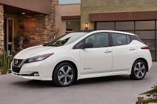 2018 Nissan Leaf Preview and Changes
