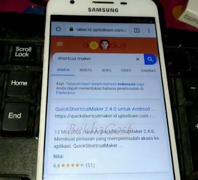 Metode Baru Cara Bypass Frp Akun Google Samsung J5 Prime SM-G5700 Tanpa PC Dengan Mudah Di Jamin Berhasil