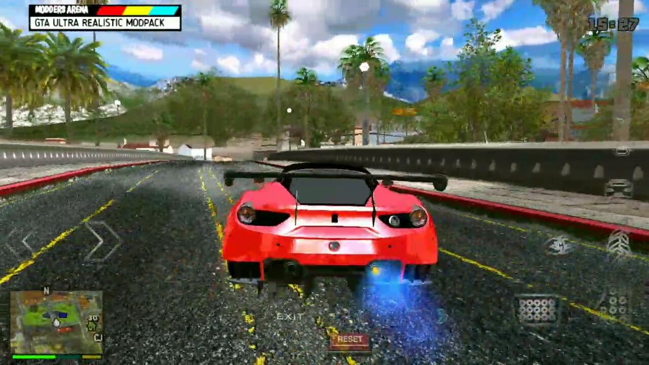 GTA 5 APK+DATA MOD DOWNLOAD FOR ANDROID NO GTA SA NEEDED