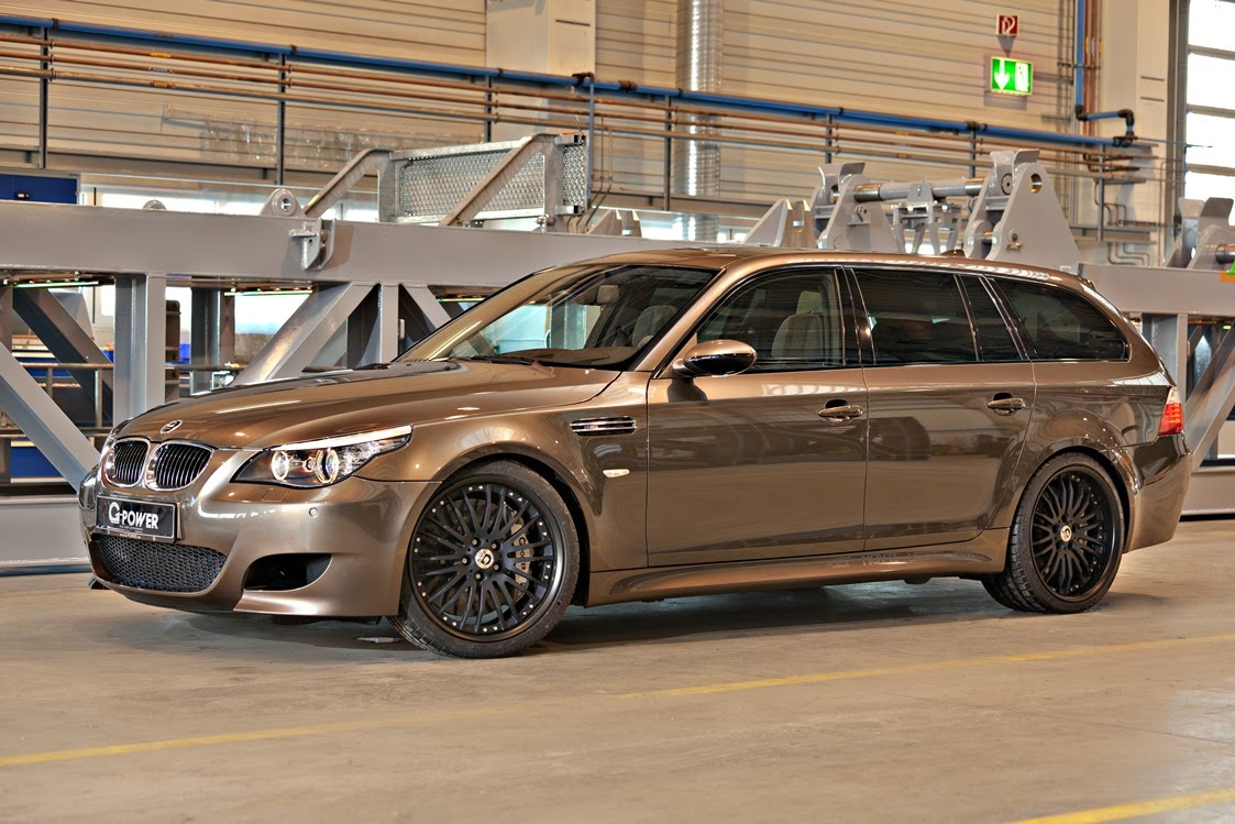"54de2fc1e6 ... German tuning company G-Power has launched the new ""RR"" version for the BMW  M5 M6 Bi-Kompressor-System"