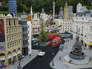 Legoland Windsor, Miniature London
