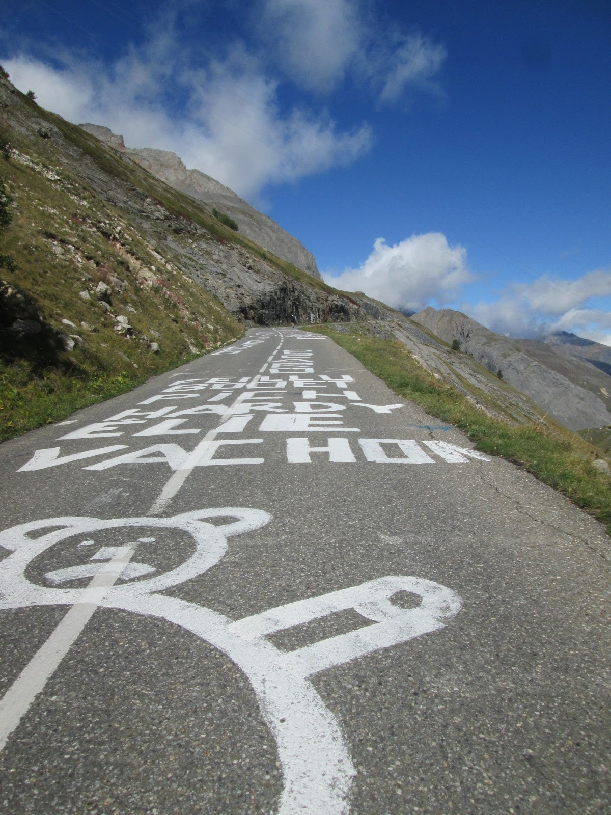 Col Du Galibier Tour De France : galibier, france, Cycling, Galibier, (2642m), Maurienne, Telegraphe, (1566m), Esther, Adventuring, Together, Life,, Love,, Health, Travel