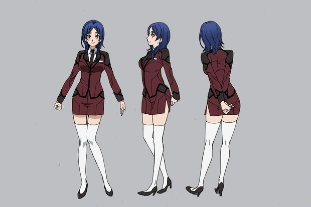 Active Raid: Kidou Kyoushuushitsu Dai Hachi Gakari 2nd Season