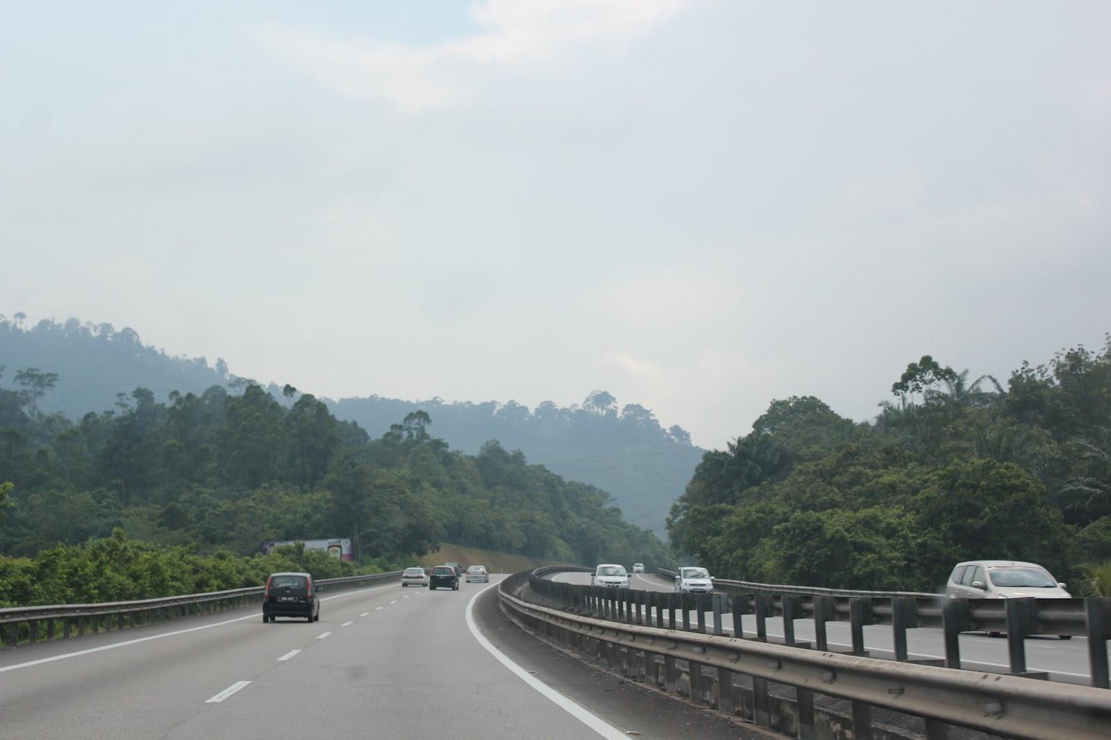 Menjelajah Tanah Melayu ( Part 4 : Kuala Kangsar - Penang