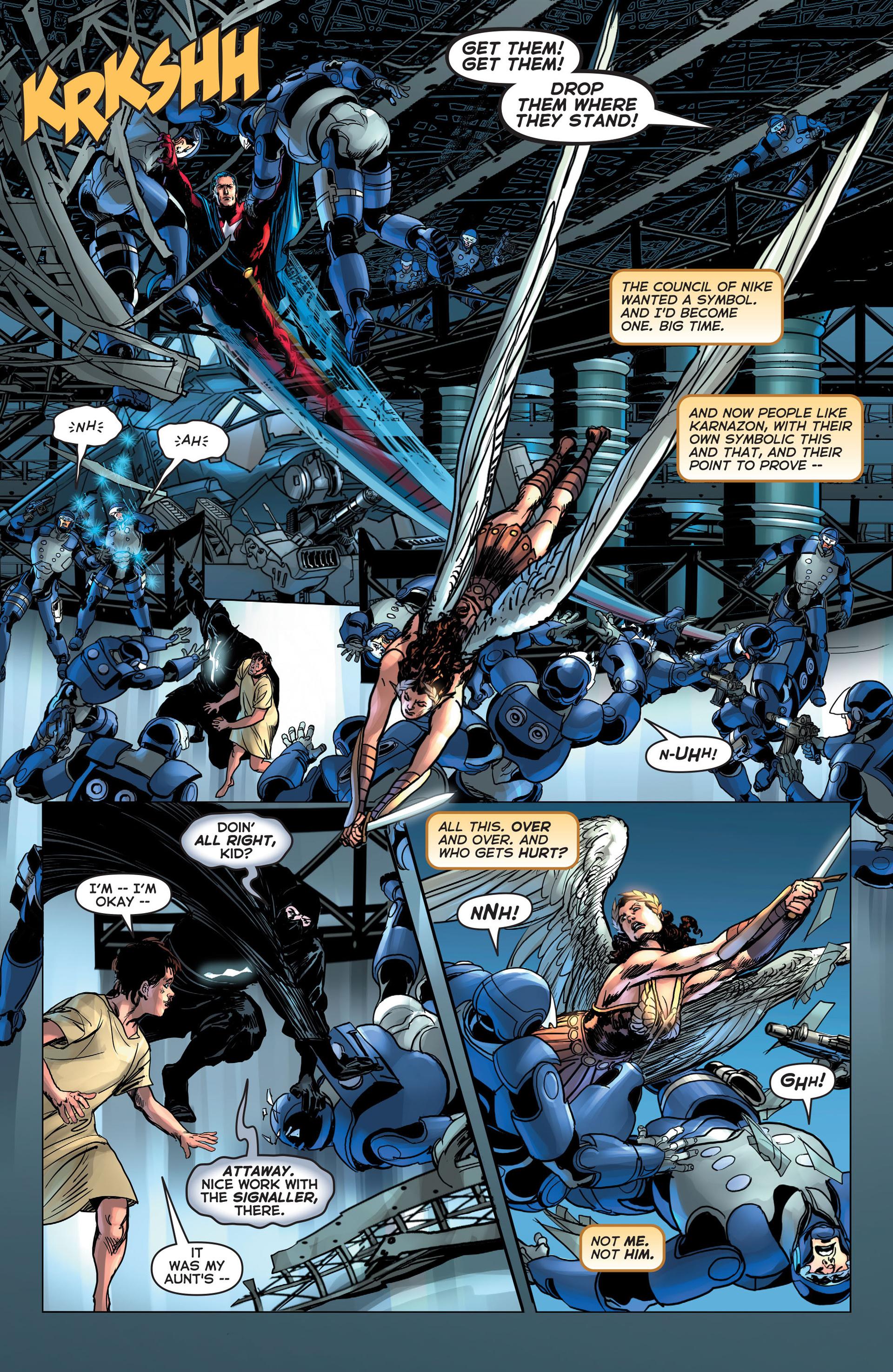 Read online Astro City comic -  Issue #10 - 14