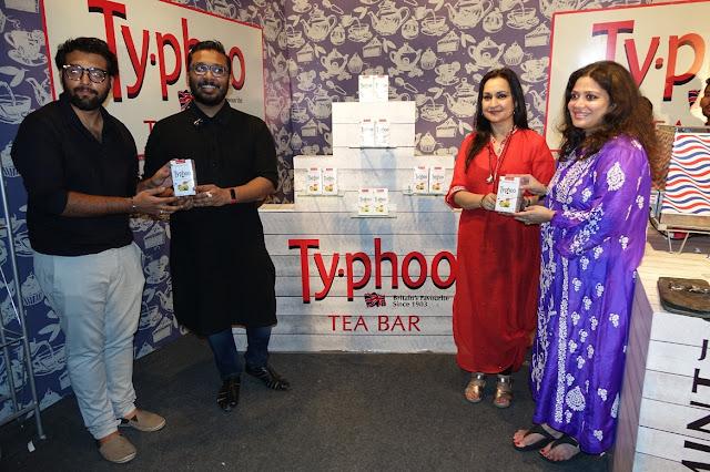 L-R Rohan Arora, Nil , Mrs. Madhu Neotia and Abhilasha Sethia-3