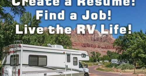 Now Make Your Choice for Preferred Camp Host Jobs with CampgroundMaintenanceManager.com
