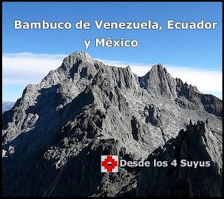 Bambuco de Venezuela, Ecuador y México
