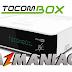 Tocombox PFC HD Vip 2 Atualização V1.027 - 30/09/2017