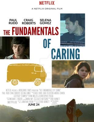 Resultado de imagem para The Fundamentals of Caring