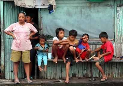 penduduk miskin di perkotaan