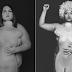 A força da beleza feminina real e sem padrões