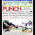 PUNCH: Buhari reinstates NHIS boss under probe for alleged N919m fraud