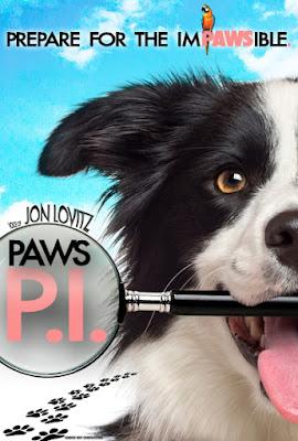 Paws P.I. 2018 DVD R1 NTSC Sub