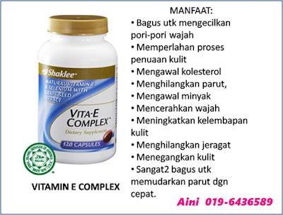 Set Vitamin Untuk Masalah Kulit Berjerawat : Merawat Masalah Jerawat Dari Dalam