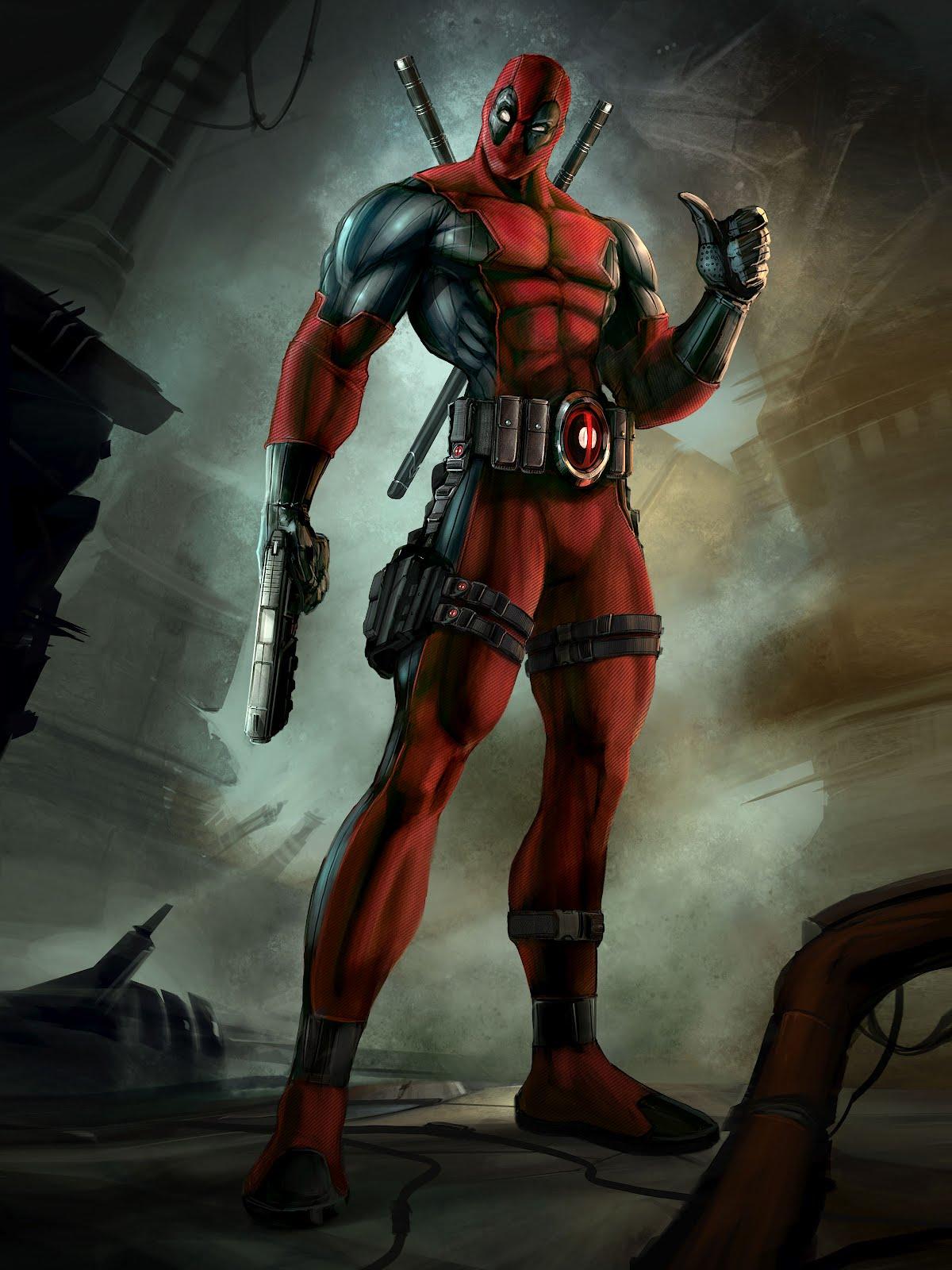 Gamescom 2012: Deadpool Video Game Screen Shots and ...