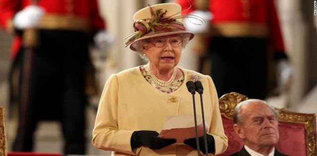 READ | QUEEN ELIZABETH URGES EUROPE TO STOP PRIDE AND ASSIST PHILIPPINES