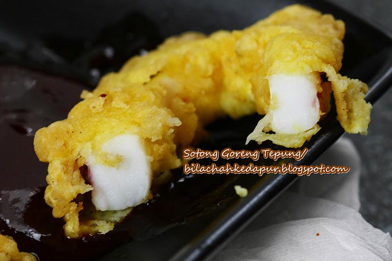 resepi ayam goreng tepung pasar malam rimbba Resepi Kuih Tepung Kurma Enak dan Mudah