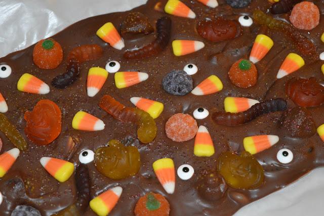 Sparklegirl: Halloween Baking
