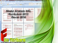 Download Modul Analisis SKL Kurikulum 2013 Revisi