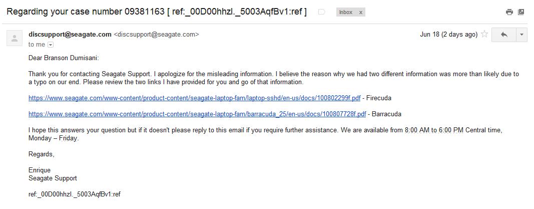 Beware of Seagate Barracuda Misleading Info   PS4 Storage Expert