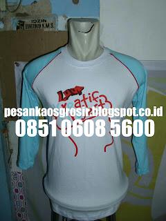 Pesan Kaos Promosi di Surabaya