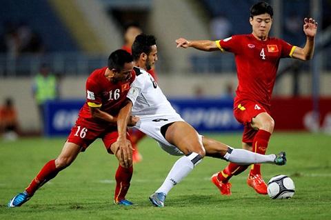 Duy Mạnh là cầu thủ trẻ xuất sắc của Hà Nội T&T