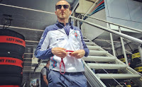 Robert Kubica Grand Prix Barcelony 2018