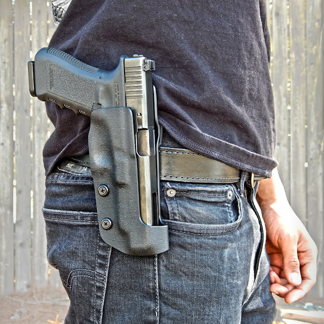 Dara Holsters: Custom Race Holster for the Walther Q5 Match