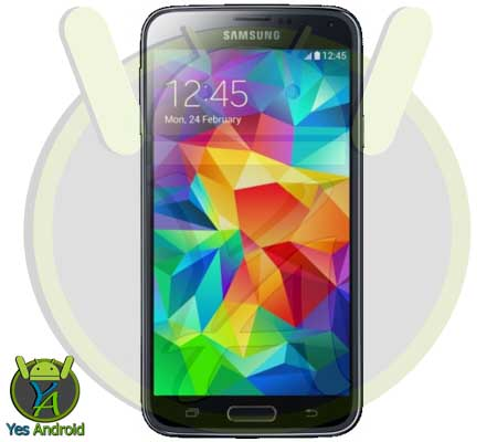 Update Galaxy S5 SM-G900V G900VVRU2DPF4 Android 6.0.1