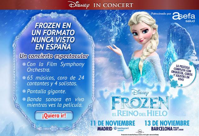 Disney in Concert: Frozen