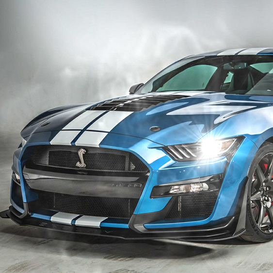 2020 Ford Mustang GT500 Final Wallpaper Engine