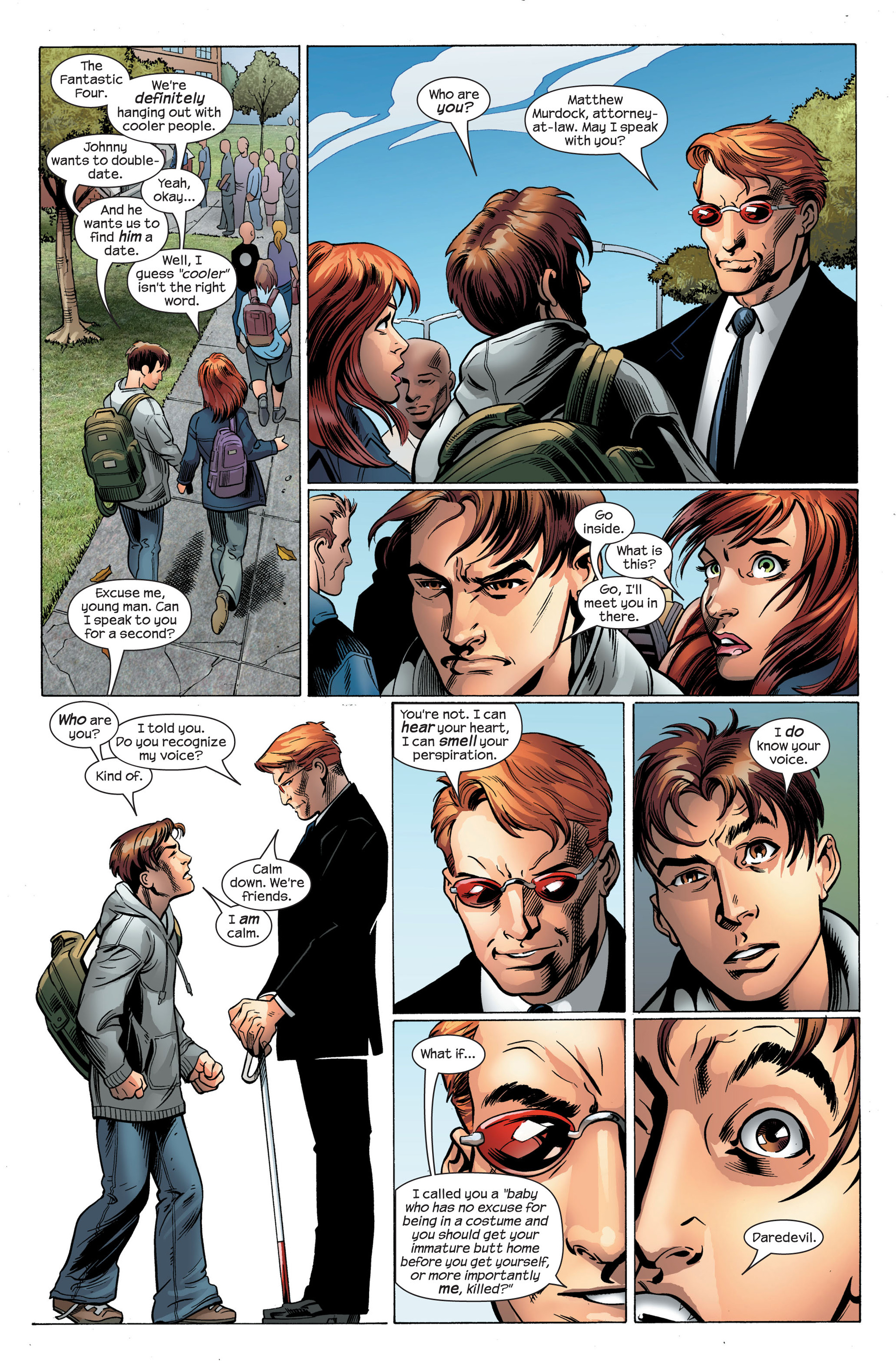 Read online Ultimate Spider-Man (2000) comic -  Issue #106 - 17