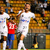 Gabigol é expulso, mas Rodrygo e Sasha dão vitória ao Santos sobre Nacional