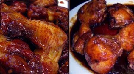 ayam kecap goreng