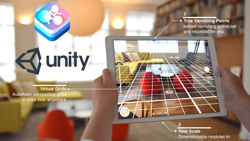 ARKit Unity & Xcode - Build 7 Augmented Reality apps Udemy Coupon
