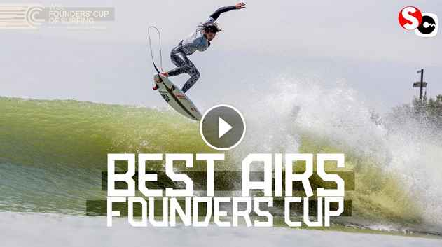 Best AIRS WSL Surf Ranch Founders Cup 2018