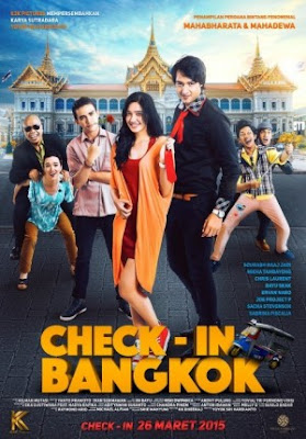 Poster Film Check In Bangkok