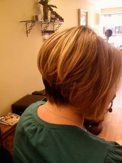Hair Range Short Stacked Haircuts In New Year