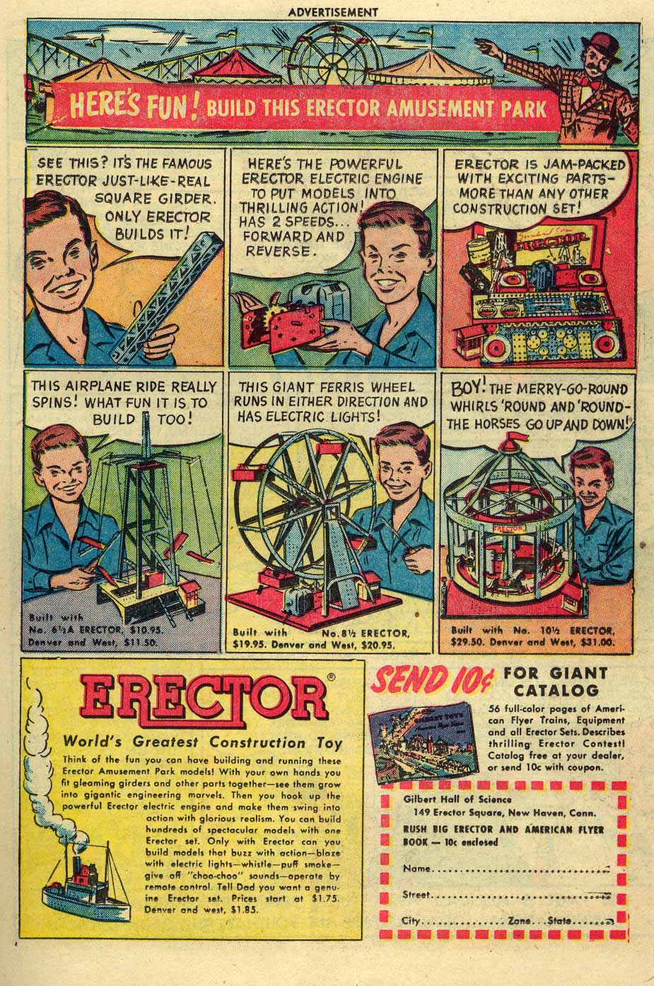 Strange Adventures (1950) issue 3 - Page 33