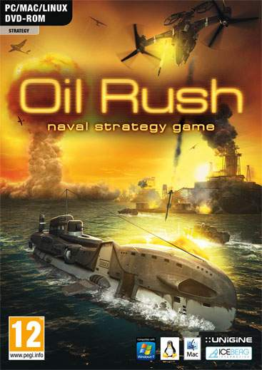 Oil Rush PC Full Descargar Ingles Skidrow 2012 1 Link