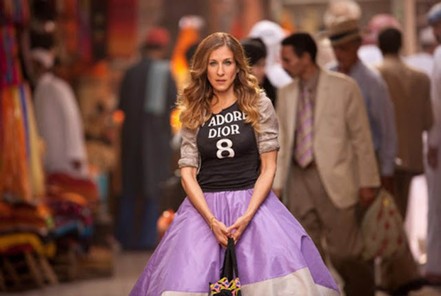 carrie bradshaw gonna tulle
