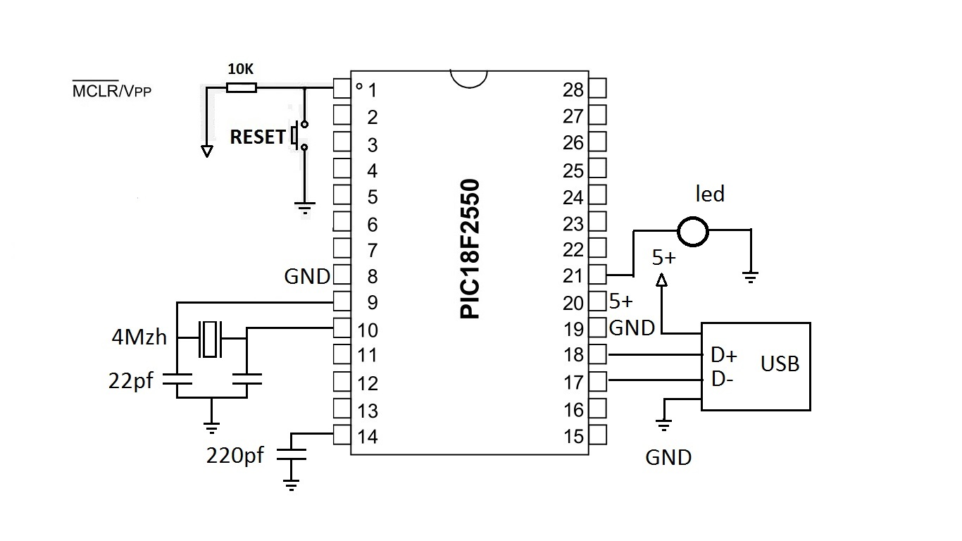 PIC18F2550 USB DRIVER FOR WINDOWS