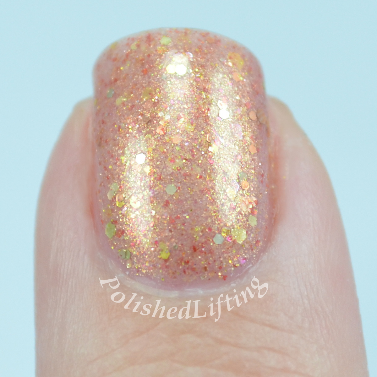 Jindie Nails Just Say Glow