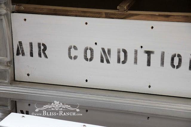 Ugly Dresser Redo, Bliss-Ranch.com